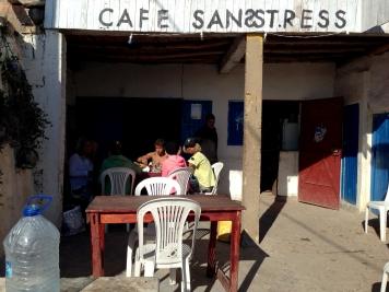 Cafe SansStress, Sidi Kaouki