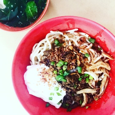The original chilli pad mee noodles from Restoran Kin Kin.