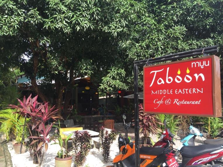 Taboon, Koh Pha Ngan