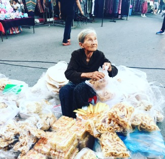 Saturday Night Market, Chiang Mai