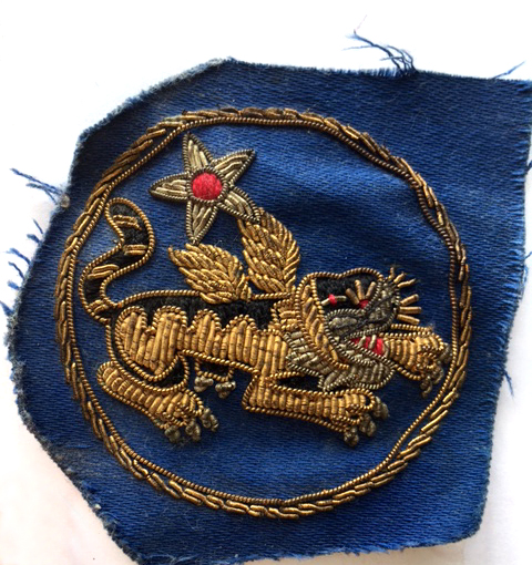 Flying Tigers' Patch