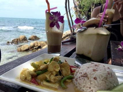 Yummy at Secret Beach