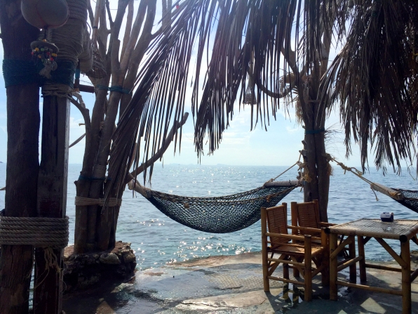 Secret Beach Hammock Life