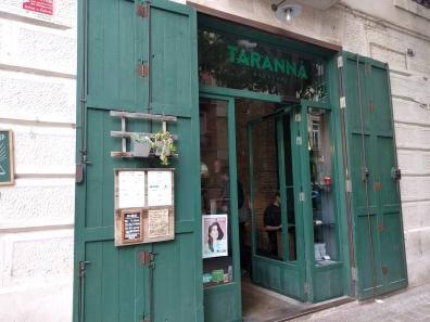 Tarannà Cafe, Barcelona
